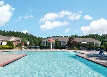 Swimming Pool at Magnolia Creste Apartments in Dallas, GA