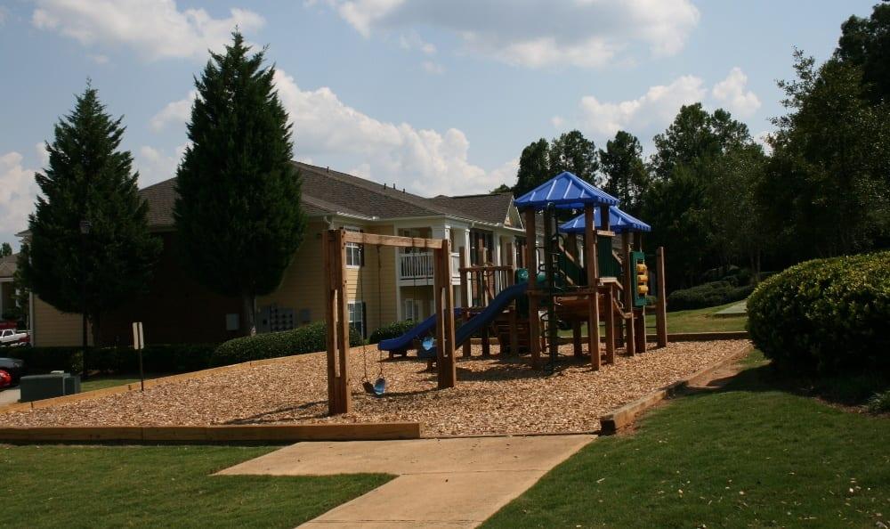 Playground At Magnolia Creste Apartments in Dallas, GA