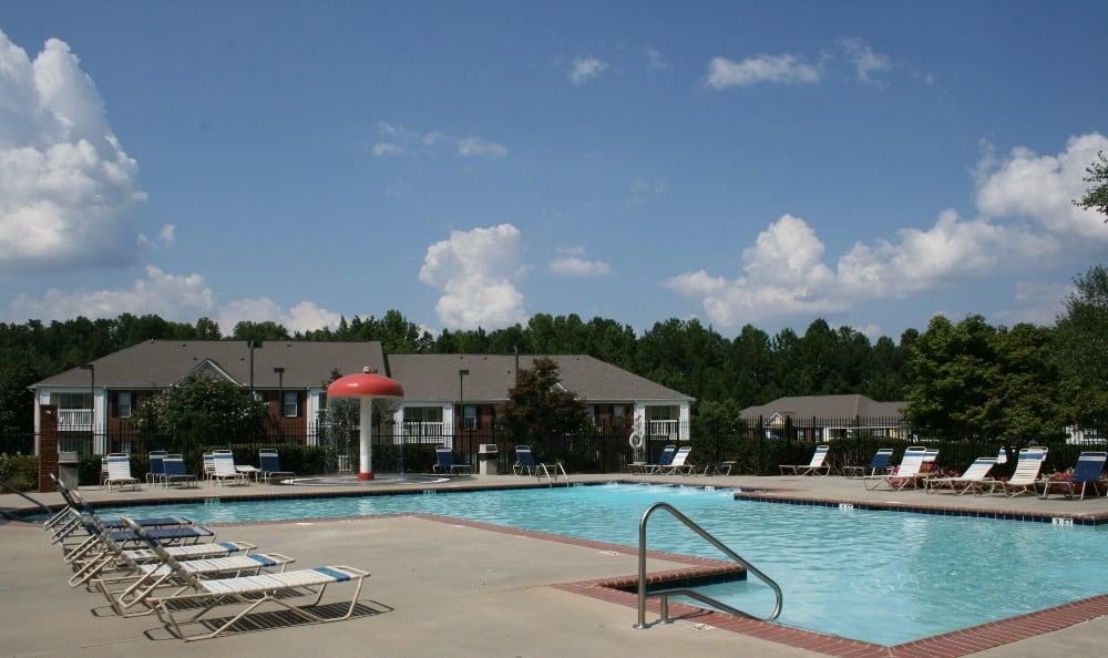 Pool At Our Dallas, GA Apartments