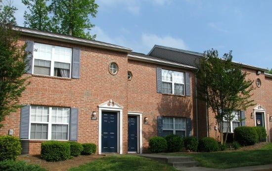 Beautiful Brick Buildings at Our Winston-Salem, NC Apartments
