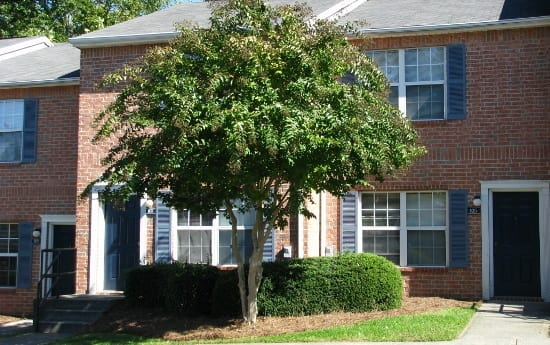 Beautiful Yards at Our Winston-Salem, NC Apartments