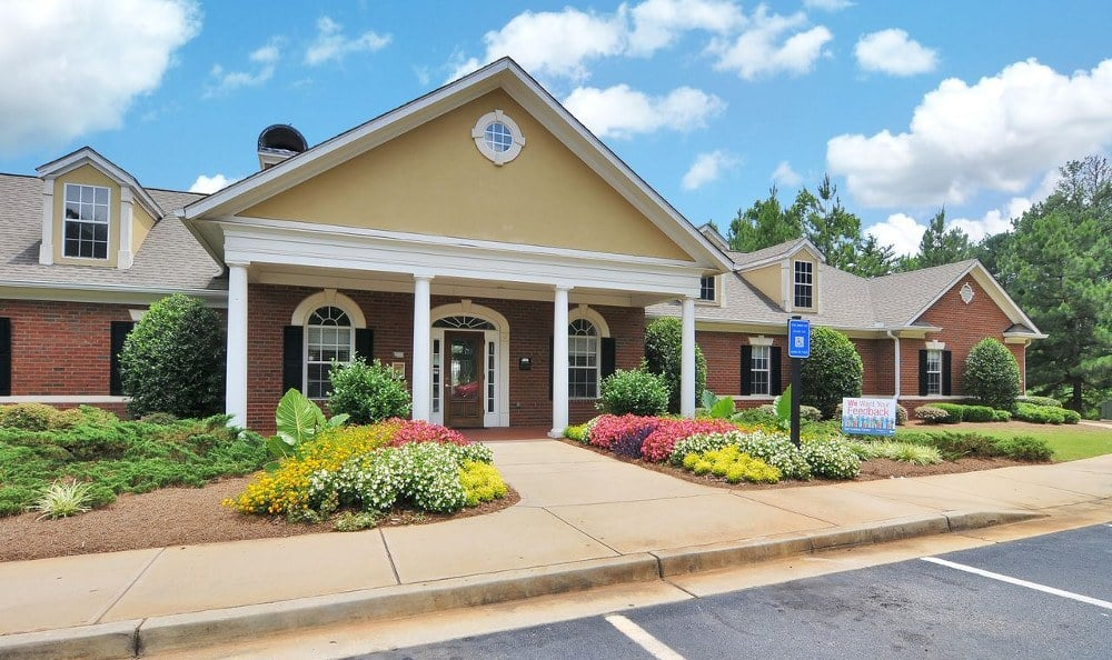 Leasing Office At Our Apartments In Lawrenceville, GA
