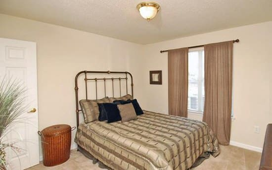 Our Apartments In Lawrenceville, GA Have Large Bedrooms