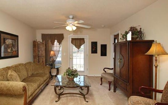 Our Apartments In Lawrenceville, GA Have Large Living Rooms