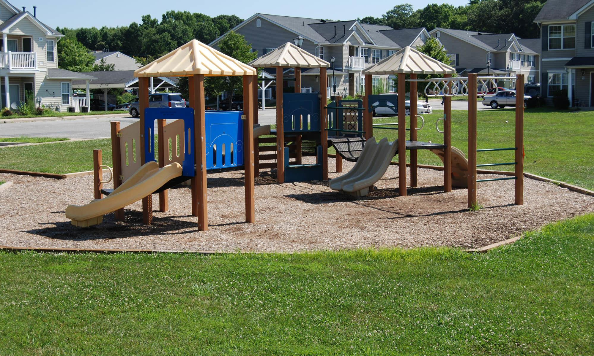 Playground at our apartments in Elkton, MD
