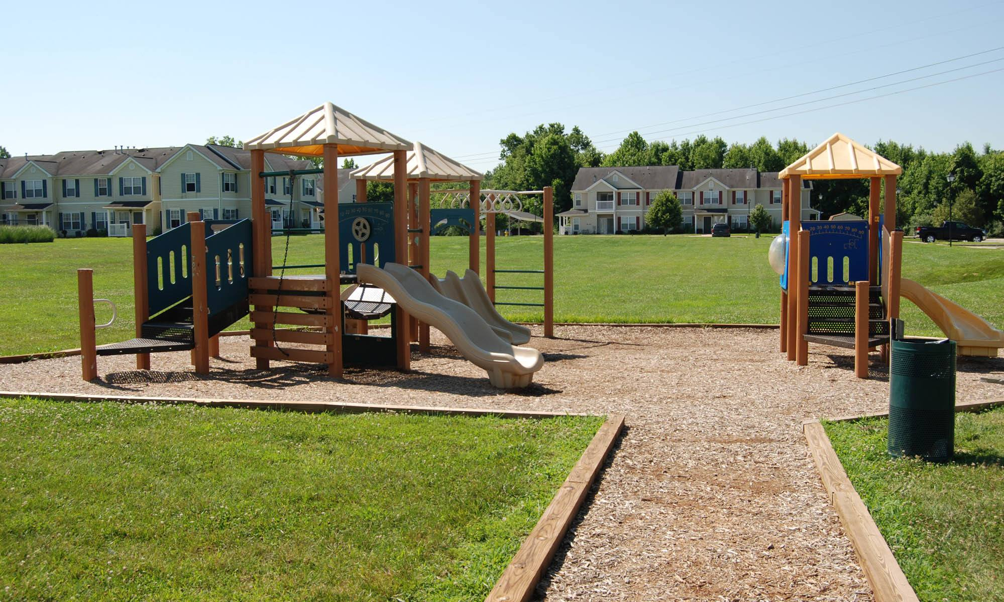 Very fun playground at Glen Creek Apartments in Elkton, MD