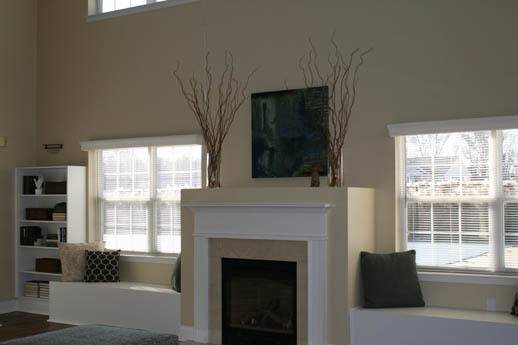 Your fireplace at Glen Creek Apartments in Elkton, MD