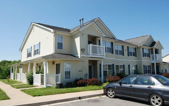 Exterior of our apartment community in Glen Creek Apartments, MD