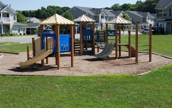Wonderful playground at Glen Creek Apartments in Elkton, MD