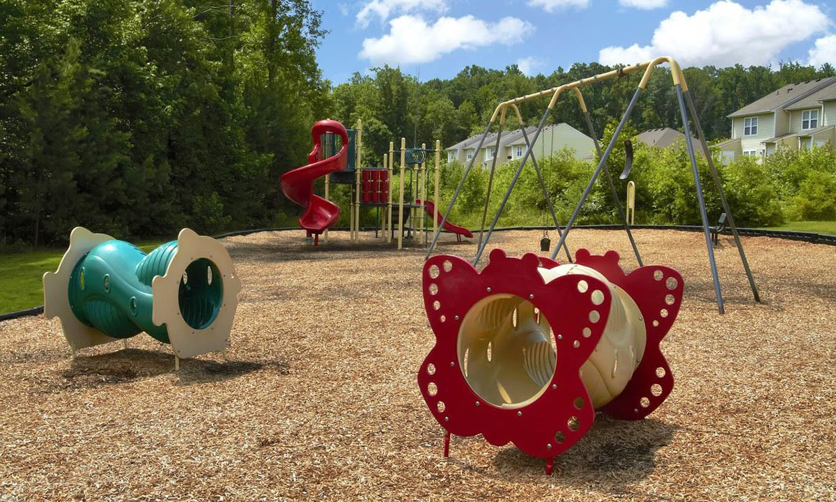 Broadwater Townhomes Playground in Chester, VA