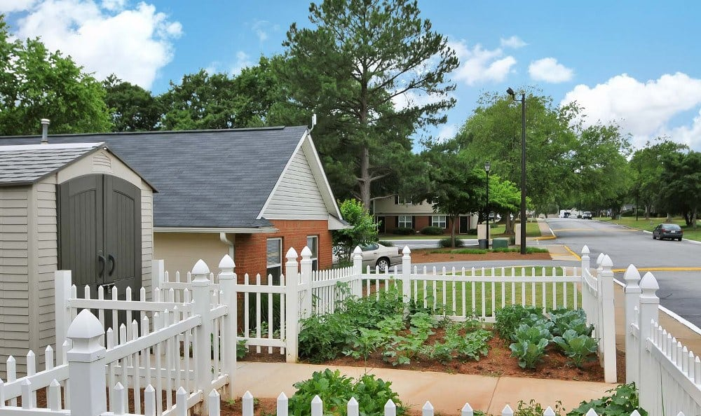 Garden At Atlanta Apartment Homes