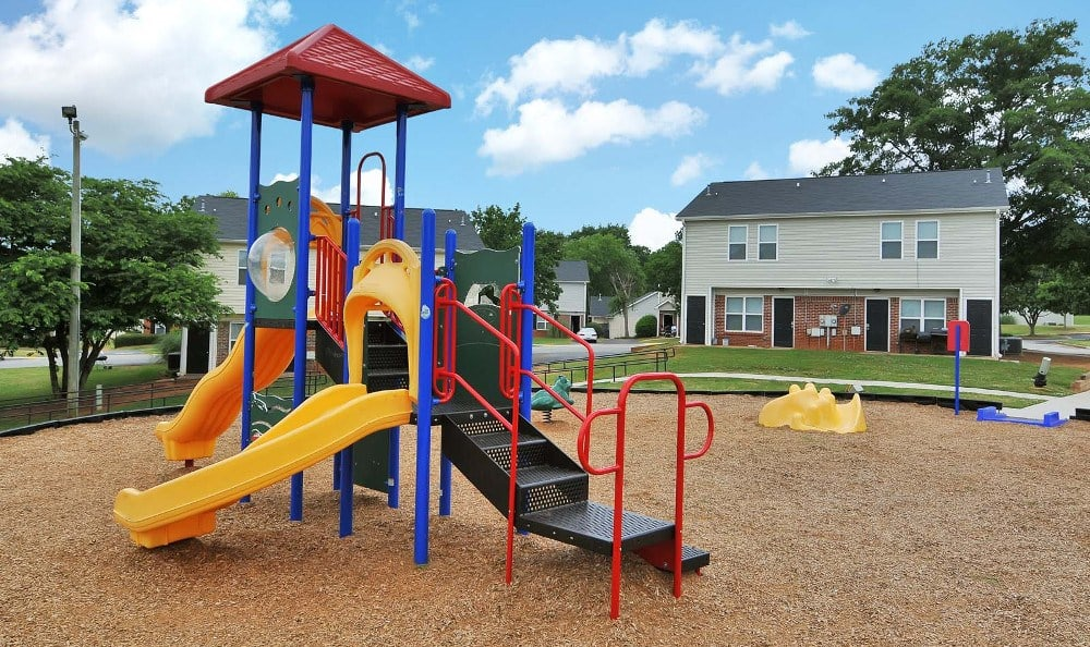 Playground At Atlanta Apartments