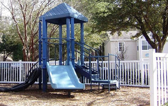 Playground at apartments in FL