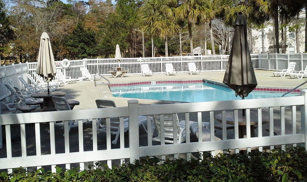 Enjoy the pool at Savannah Sound Apartments in FL.