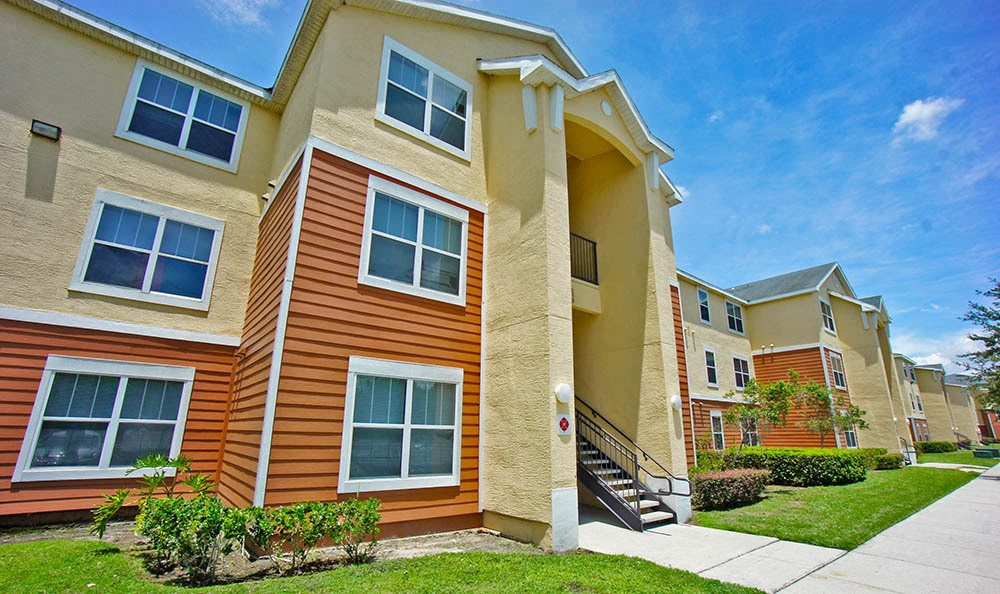 Grande Court Boggy Creek Apartment Exterior in Kissimmee, FL