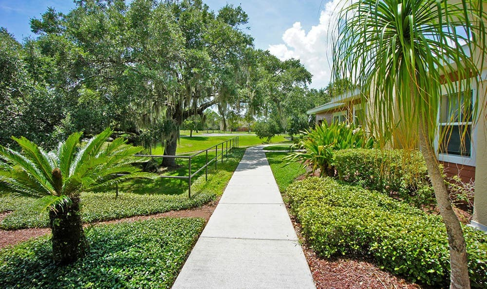 Grande Court Boggy Creek Beautiful Landscaping in Kissimmee, FL