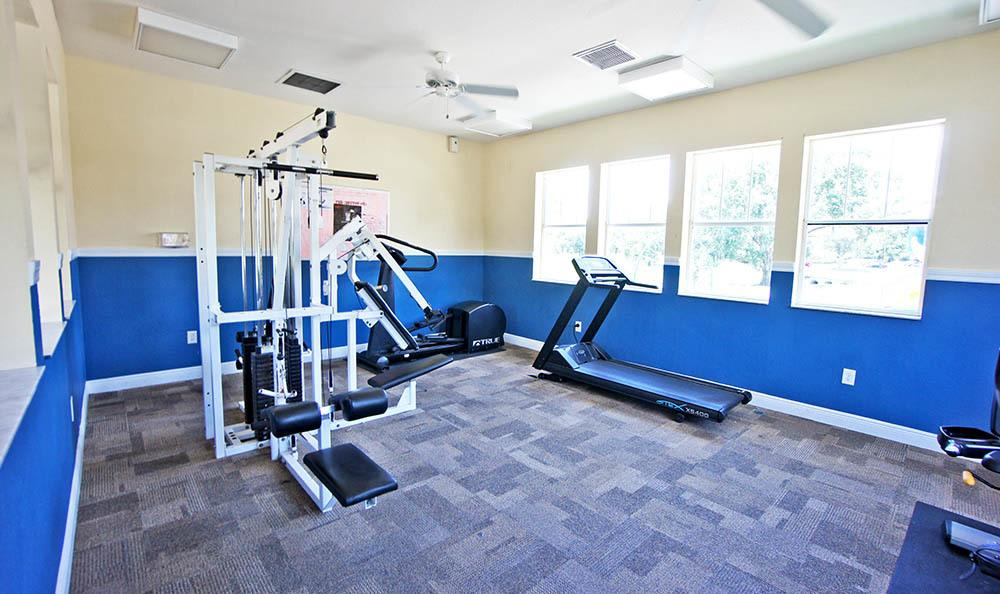 Grande Court Boggy Creek Fitness Center in Kissimmee, FL