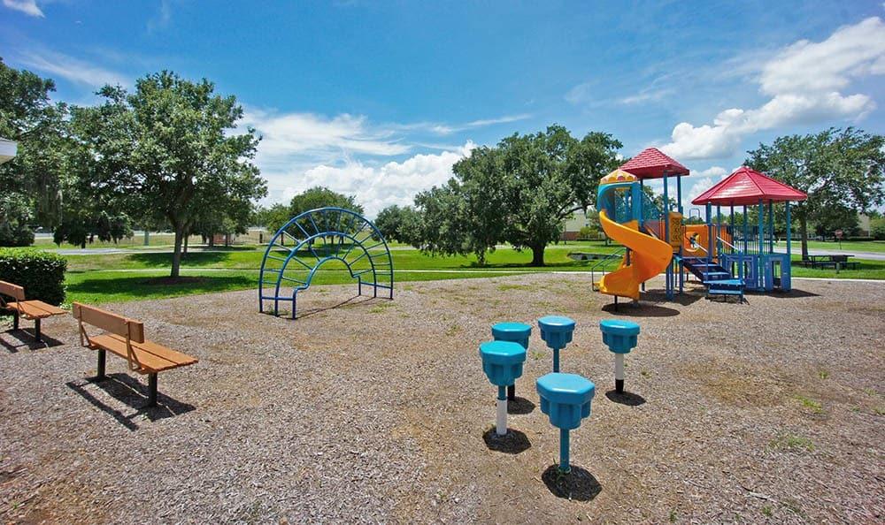 Grande Court Boggy Creek Playground in Kissimmee, FL