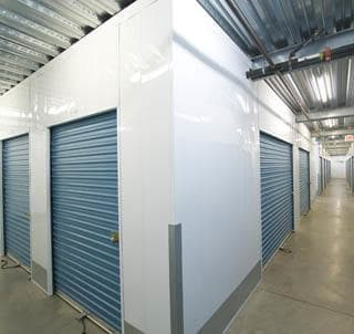 Clean and safe storage options at San Diego Self Storage
