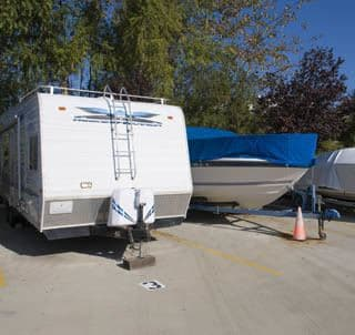 Rv And Boat Parking Available At San Go Self Storage