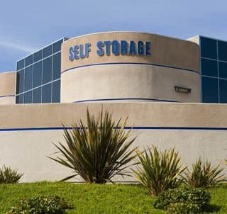Self storage at at San Diego Self Storage