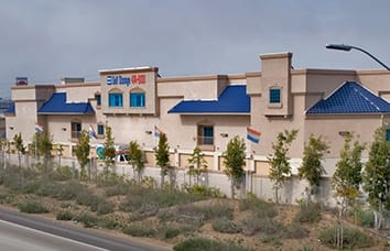 Visit our National/54 Self Storage location