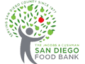San Diego Self Storage supports the San Diego Food Bank and other non-profit organizations