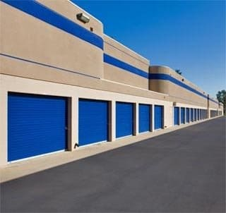 There are many storage types at National/54 Self Storage in National City, CA