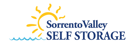 Get storage now at Sorrento Valley Self Storage in San Diego, CA