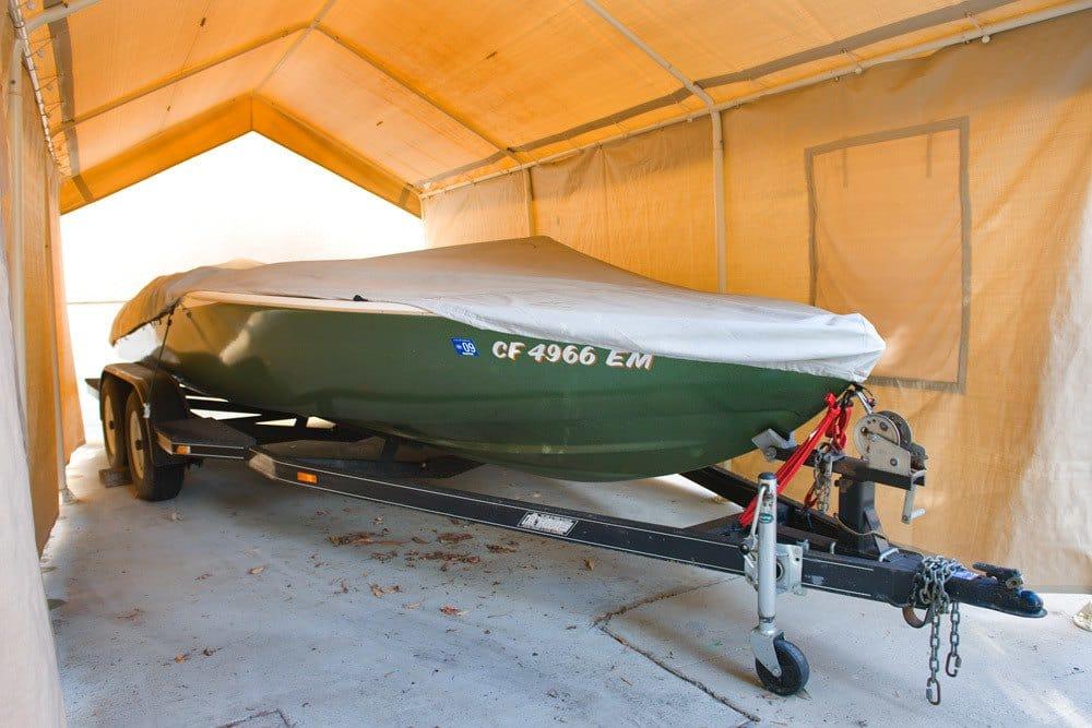Boat Storage available at Encinitas Self Storage in Encinitas, CA.