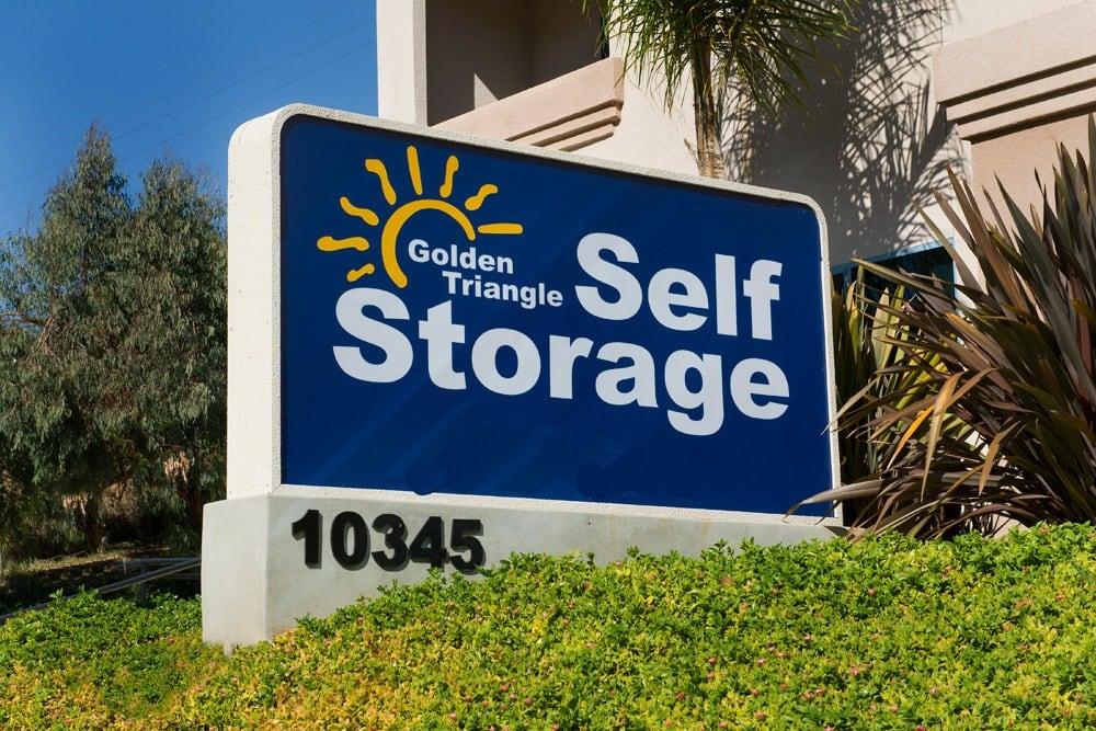 Clean storage units in San Diego, CA