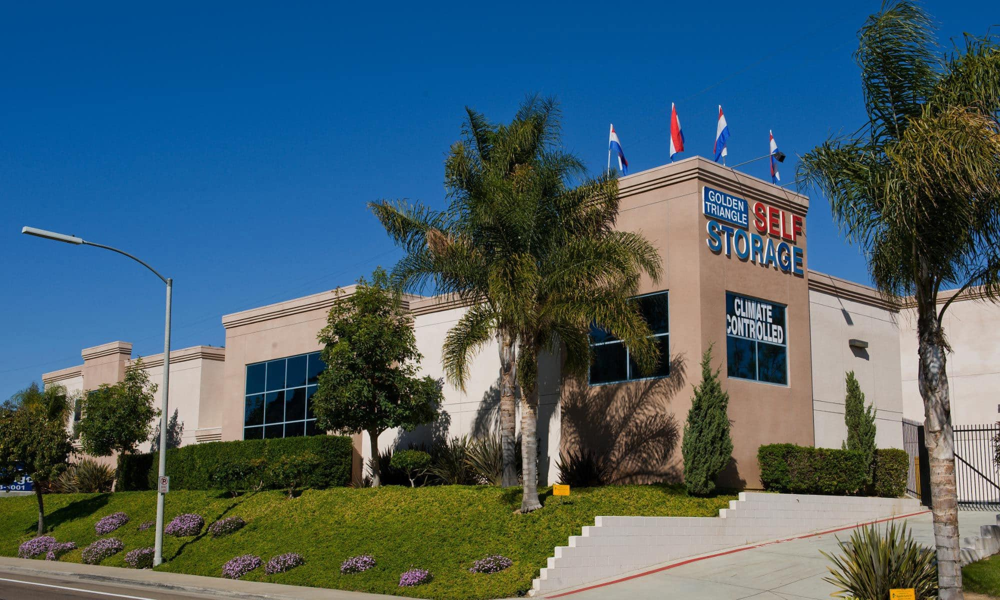 Come see Golden Triangle Self Storage for the best self storage in San Diego.