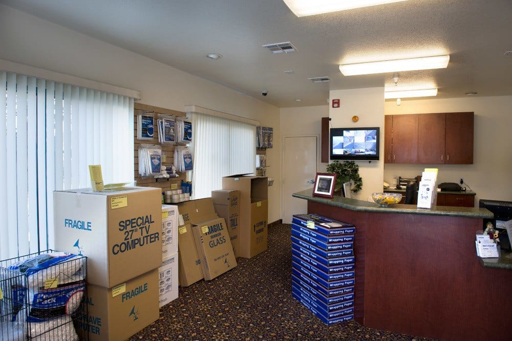 Jamacha Point Self Storage is a one-stop shop for all of your packing supplies.