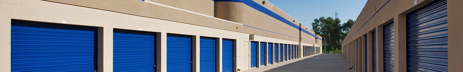 Photos of the facility at Mira Mesa Self Storage
