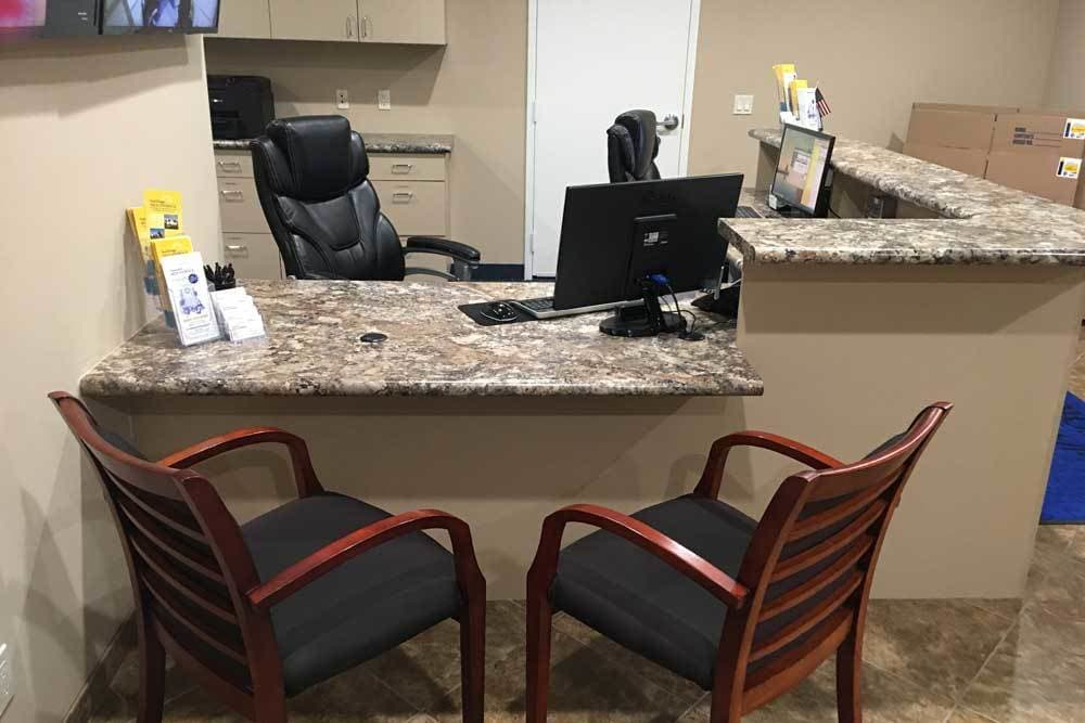 The Office at National 54 Self Storage