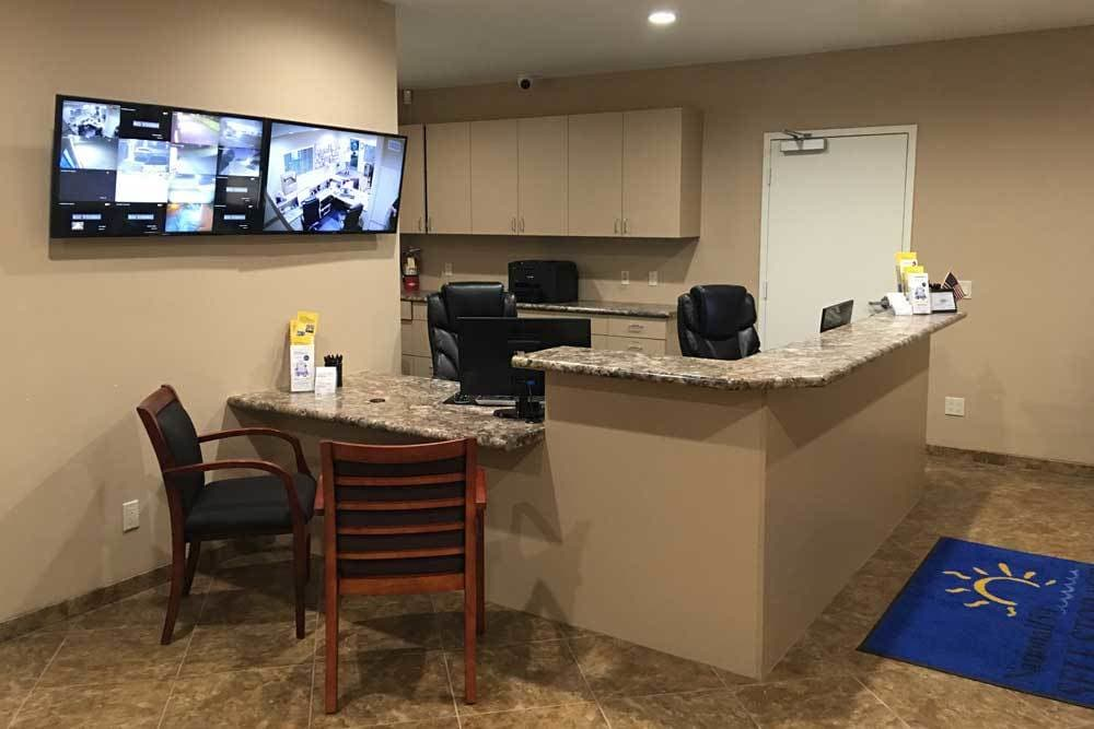 Office at National 54 Self Storage