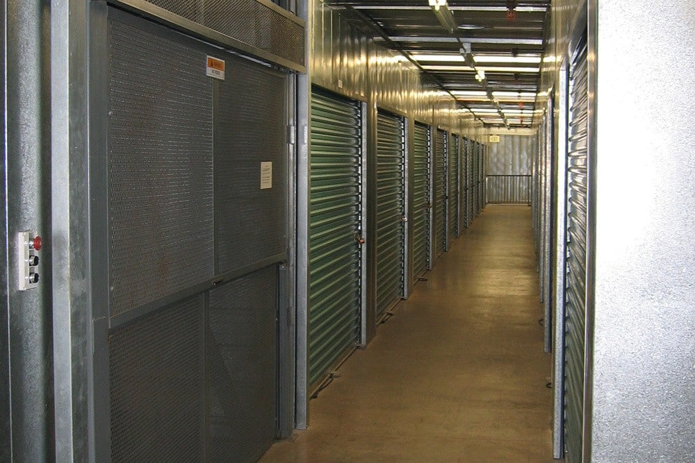You'll find that the interior hallways are always kept tidy and free of debris and obstacles at Olivenhain Self Storage.