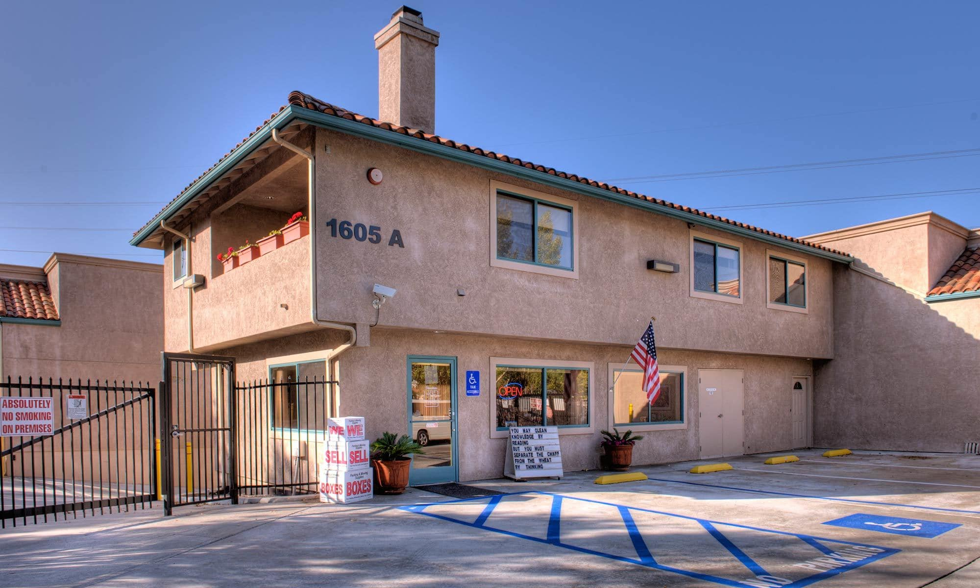 Self storage in Encinitas