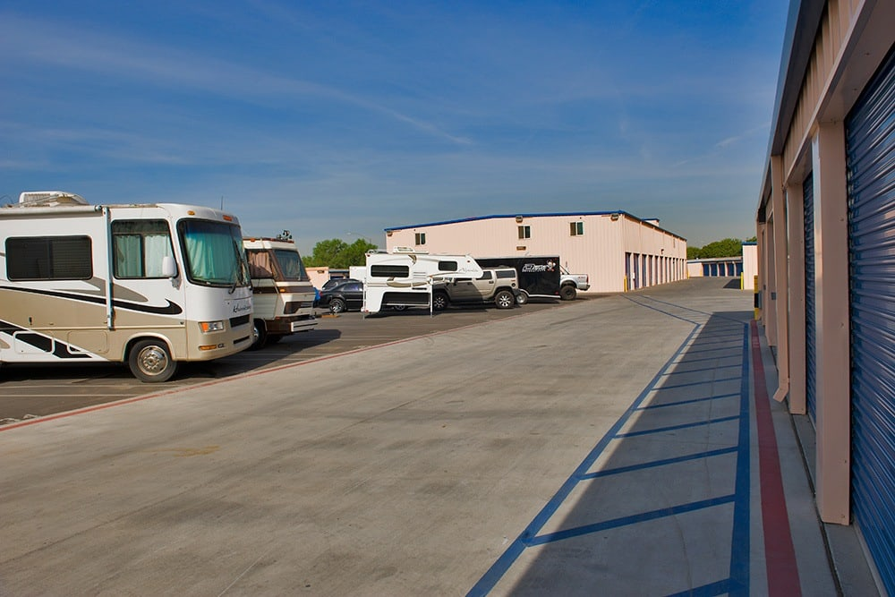 Store your RV with us at Otay Crossing Self Storage in San Diego, CA.
