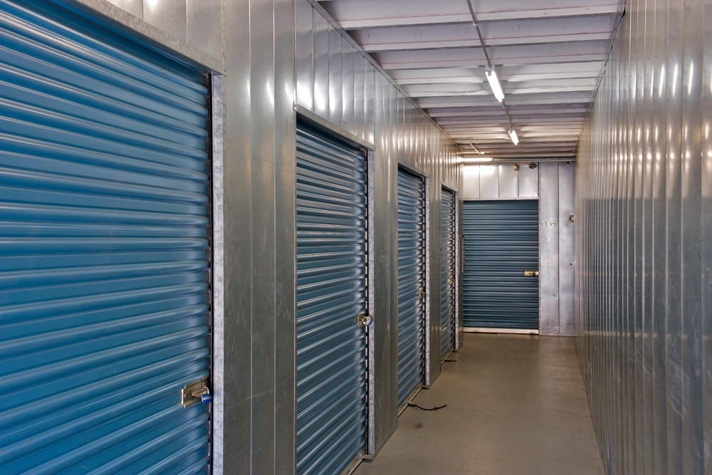 Interior Units of Otay Mesa Self Storage