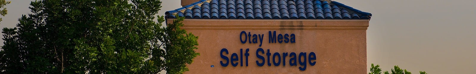 Otay Mesa Self Storage Boat and RV Storage