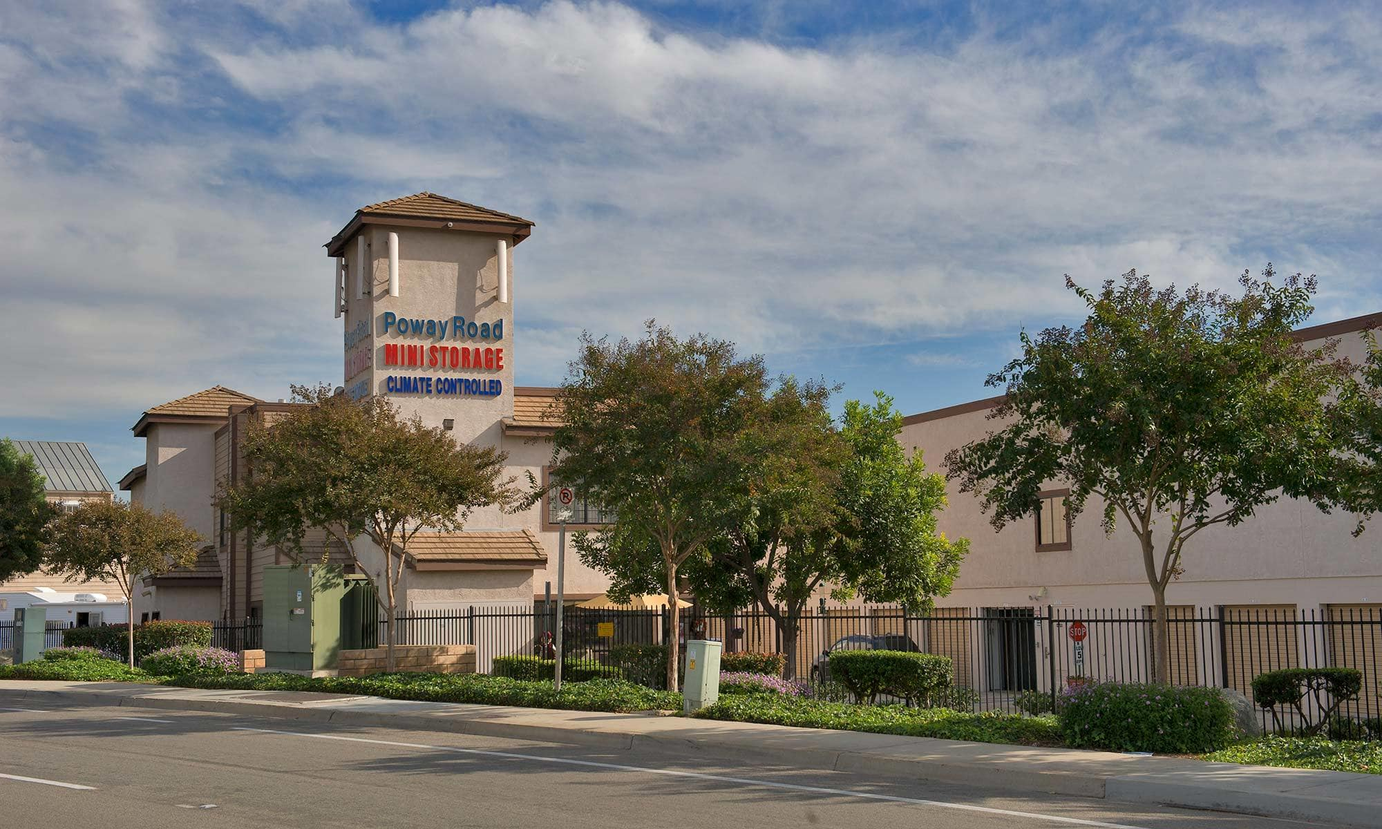 Visit https://www.sandiegoselfstorage.com for the best self storage in Poway.