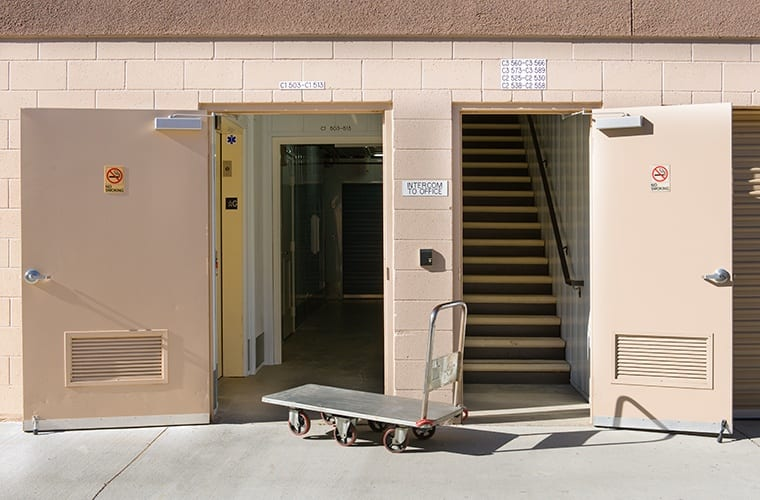 We offer free use of our dollies and carts at Smart Self Storage of Solana Beach to make moving your belongings easier.