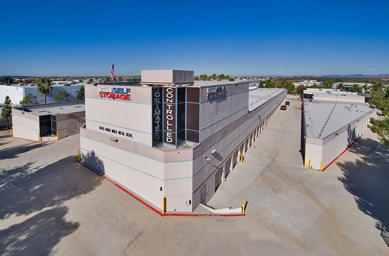 Sorrento Mesa Self Storage is a one-stop shop for all of your packing supplies.