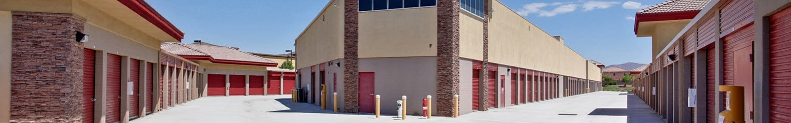 Accessibility statement at Butterfield Ranch Self Storage in Temecula, California