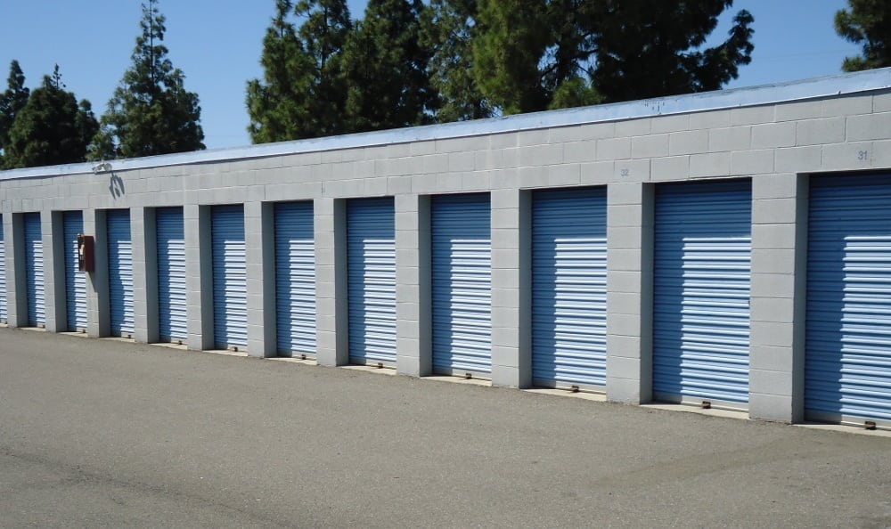 Our Cerritos storage facility
