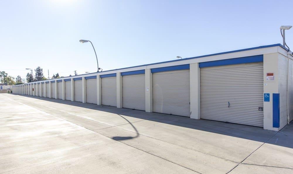 Garage Units at Orange County Self Storage