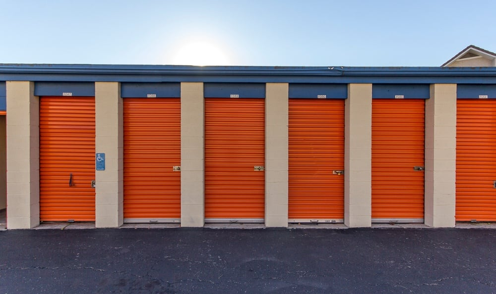 Safe storage in Costa Mesa, CA