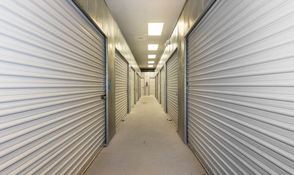 Secured storage units in Anaheim