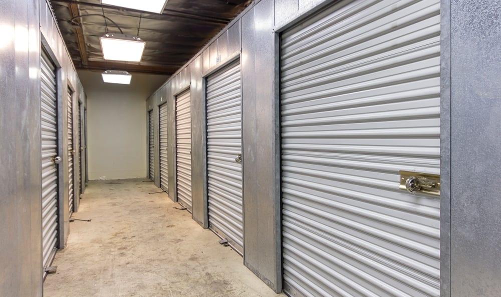 Storage units at Anaheim MiniStorage